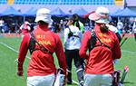 射箭世界杯上海站中国队