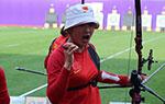 射箭世界杯上海站安琦轩