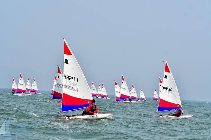 第四届全国帆船青少年俱