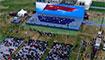 开幕式飞行表演-2018河北衡水航空运动嘉年华暨全国动力伞精英赛