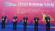 2018安徽亳州国际马拉松热力开跑