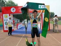 第四届首都高校铁人三项赛北京农学院举行