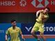2018年马来西亚赛国羽双打组合高奏凯歌