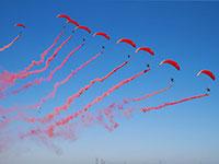 2018全国动力伞精英赛进行