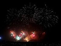 河北衡水乐百家手机版首页运动嘉年华 热气球亮球表演