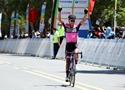 环湖赛第4赛段:曼萨纳车队扬威龙羊峡