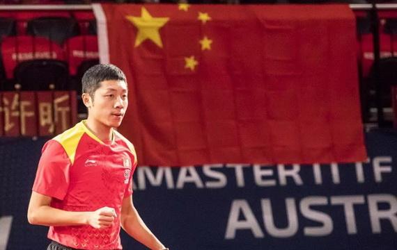 2018澳大利亚公开赛 许昕、刘诗雯分获男女单打冠军