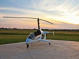 旋翼机:不一样的飞行器