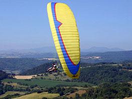 2010丝绸之路动力悬挂滑翔邀请赛在嘉峪关