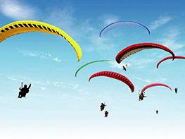 滑翔伞运动赏析