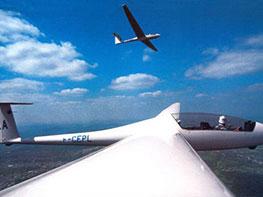 滑翔机运动欣赏