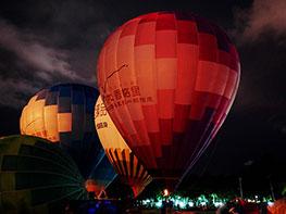 热气球比赛精彩图片