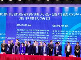武汉第三批新民营经济招商大会—