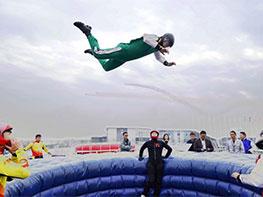 国际航联世界飞行者大会飞行表演