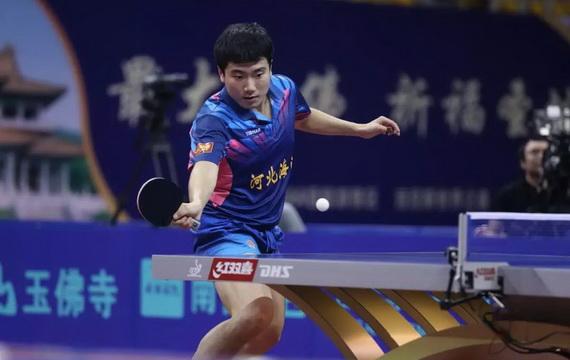 梁靖崑力克方博首夺全锦赛男单冠军