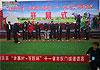 门球引领乡村振兴 首届十一省市区门球赛阎良举行