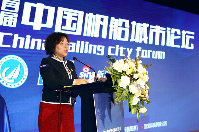 [组图]-中国帆船城市发展