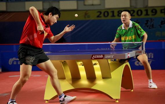 第五轮:山东魏桥·向尚运动0-3不敌深圳宝安明金海