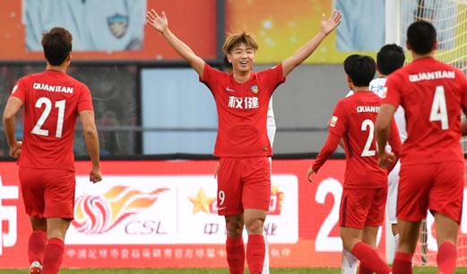 中国足协拟出台俱乐部名