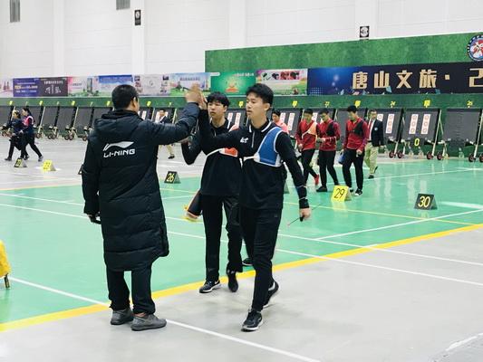 全国室外射箭锦标赛7日集锦