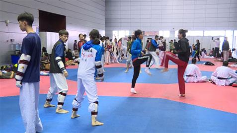 2018全国跆拳道锦标系列赛第三站第二天回顾