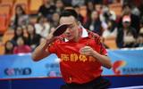 乒超第十六轮 深圳宝安明金海2-3负八一南昌