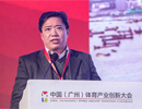 谭建湘:粤港澳大湾区打造5G时代下的体育产业航母