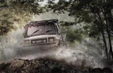 岩路灵鹫山国际森林汽车穿越大赛权益招
