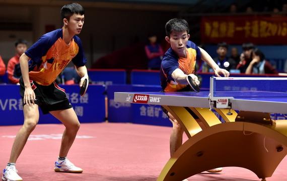 樊振东缺席 八一南昌主场0-3山东魏桥向尚运动