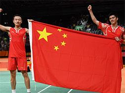 uedbet男子双打客户端:中国队夺冠