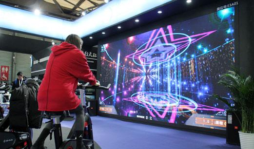 智能体育催生体育产业转型升级新风口