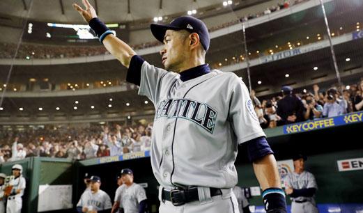 MLB海外揭幕战五度登陆日本,海外市场要如何开拓?