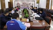 河南省政府考核組到河南省體育局檢查綜治平安建設工作