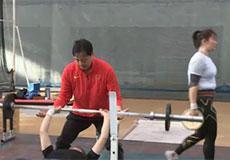 冬训进行时——中国田径队投掷组北体大集训