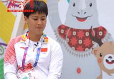 亚运声音:亚运会女子链球冠军罗娜
