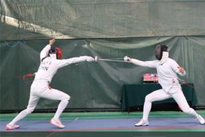 中国现代五项国家队冬训考核选拔赛于昆明举行