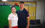 张昊参与录制《中国奥运人语录》
