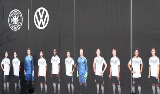 德國車企的足球營銷內戰