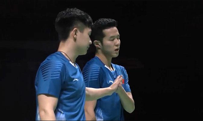 中国(福州)羽毛球公开赛集锦