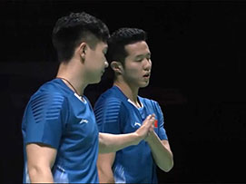 2018中国(福州)羽毛球公开赛集锦