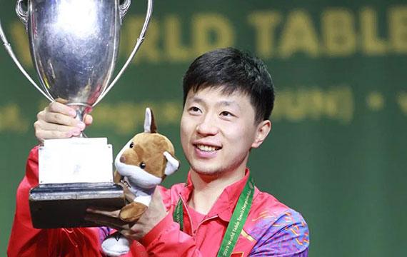 中国龙三连霸,23冠成世界男乒第一人!
