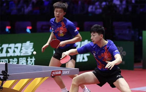 中国公开赛|刘国梁:这是?#20998;?#26007;勇的开始