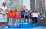 上海世界杯复合弓决赛日