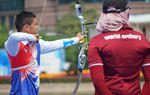 上海世界杯反曲弓决赛日