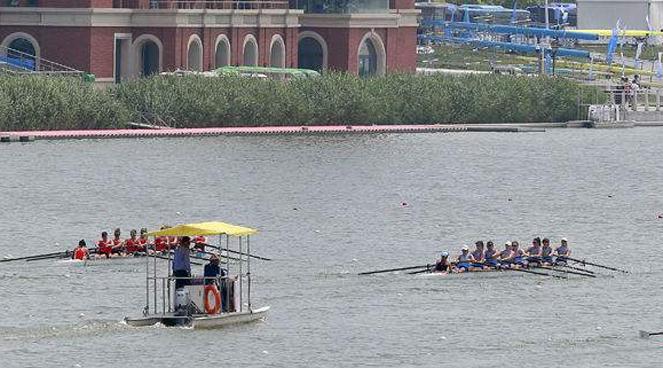 天津海河世界名校水上系列赛