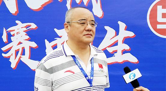 张健:让铁人三项运动与睢县共同成长 枝繁叶茂