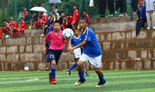 云南泸西县打造中国足球名片