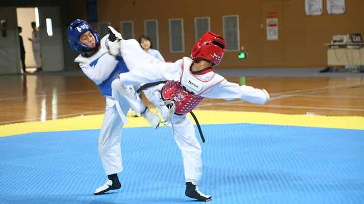 2019年全国U18青少年跆拳道锦标系列赛体校组(第二站)在成都拉开帷幕