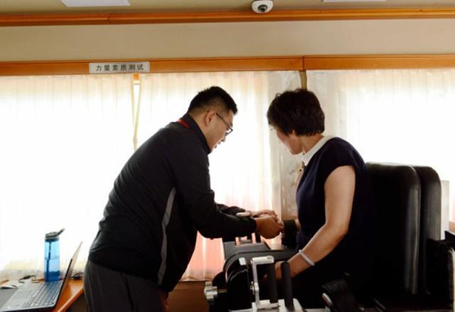 體育總局山西扶貧攻堅 瞄準健身技能培訓