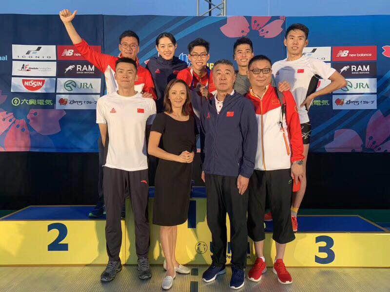 李澍寰神奇逆转 获现代五项世界杯总决赛季军